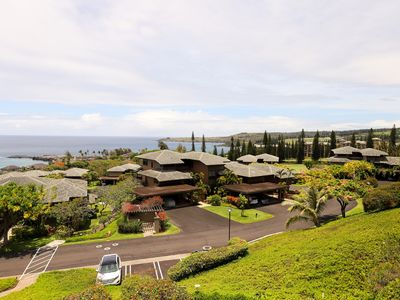 Photo for Beautiful ocean view unit w/ shared pool near championship golf courses!
