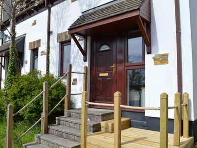 Photo for 49 SARAH'S VIEW, pet friendly, with a garden in Padstow, Ref 934925