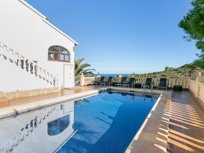 Photo for Casa Berg - Montgo, Denia