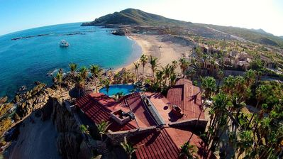 Photo for Villa Cielito - Oceanfront Estate on Chilano Bay, 7 Bedrooms