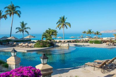 Relax in luxury at the pool and in your ocean view condo.
