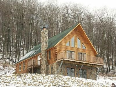 Photo for Mountain Retreat Close to Hunter / Windham Mountain