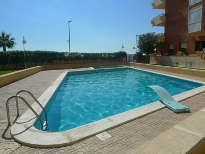 Photo for Apartment Voramar II in L'Ampolla - 5 persons, 2 bedrooms