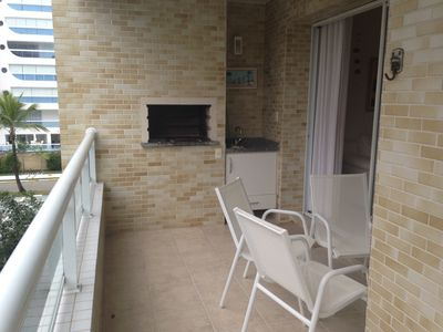 Photo for APT 250m FROM THE BEACH, AIR CONDITIONING, HEATED SWIMMING POOL, MORNING MORNING, GARAGE