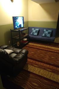 Photo for Cozy 2 Bedrooms Furnished Base Apartment & Private Separate Entrance & Home Away