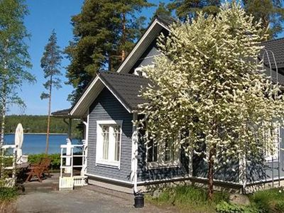 Photo for Vacation home Villa satumaa in Pohja - 8 persons, 4 bedrooms