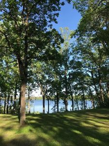 Photo for Cabin and RV Site on Stocking Lake. Enjoy the Menahga and Park Rapids area.
