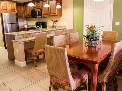 Photo for Family-Friendly Condo w/ WiFi, Free Shuttle to Theme Parks, Resort Pool & Dining