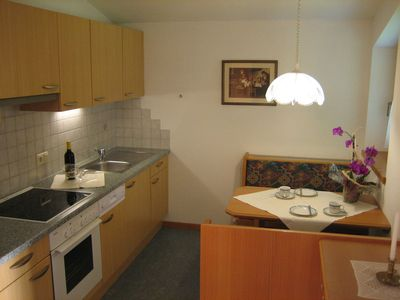 Photo for Apartment I - Chalet Sonnblick