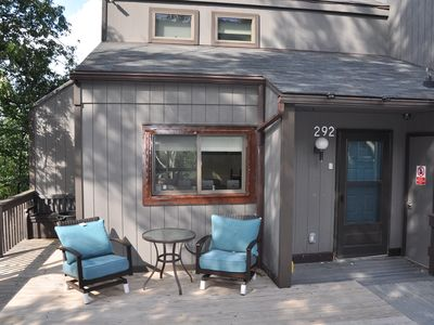 Four bedrooms newly renovated with a party deck, 4 and 1/2 bathrooms