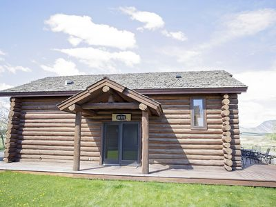 Photo for 4BR Cabin Vacation Rental in Cody, Wyoming
