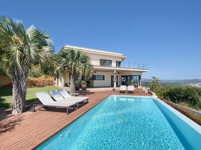 Photo for 5 bedroom villa with sea views & pool in Sa Punta, Begur (H37)