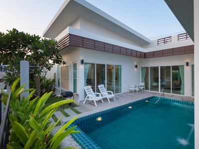 Photo for Relax Private Pool Villa (P37)