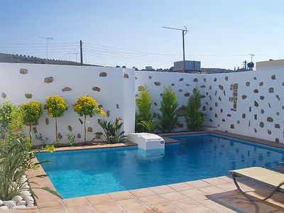 Photo for Vacation home Kamilaris in Kalamaki - 5 persons, 2 bedrooms