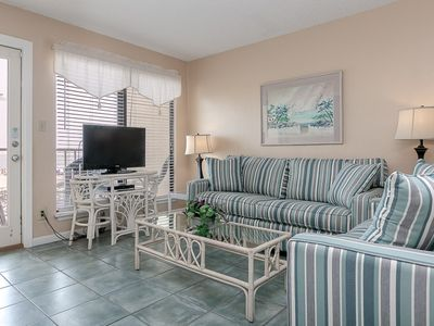 Photo for HAVE A BALL with Kaiser in Island Shores #256: 2 BR/2 BA Condo in Gulf Shores Sleeps 6