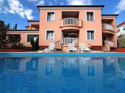 Photo for Apartment in Zadar with Parking, Internet, Air conditioning, Pool (329432)