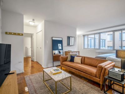 Photo for Spacious, Fully Furnished, Studio in Foggy Bottom