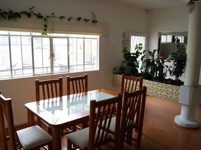 Photo for Family apartment for 2 or 5 in the heart of Polanco.