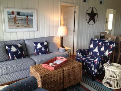 Photo for Adorable, second row cottage with pool! A gem - read our 5 star reviews!