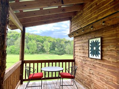 Photo for Cabin-ette at the Creek ~ a Tiny Ozark Getaway