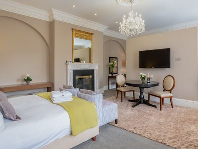 Photo for LUXURY GEORGIAN SUITE MERRION SQUARE - 2 BEDROOMS