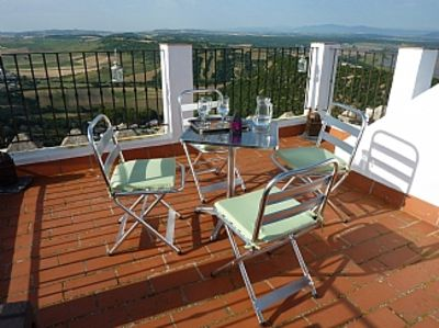 Photo for Stunning Private Roof Terrace with Incredible Views to Morocco