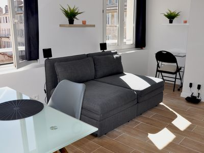 Photo for HostnFly apartments - Superb studio close to the Vieux Port