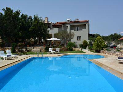 Photo for Elianthos Villas/Villa Basil