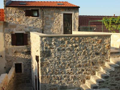 Photo for Experience Hvar From Your Private House in Beautiful Village Setting