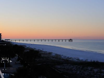 Photo for Azure 418 - Glorious Gulf-Front Views; Luxury 4 Bdrm; Updated Decor; Relaxating!