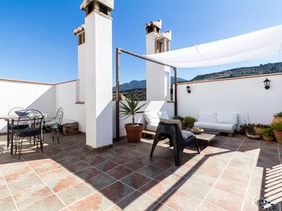 Photo for Rural house with terrace, barbecue and free wifi