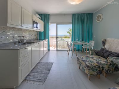 Photo for 1BR Apartment Vacation Rental in Solana Matorral, CN