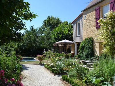 Photo for BUIS - CHARMING HOUSE - HEART OF THE MEDIEVAL VILLAGE OF GOURDON