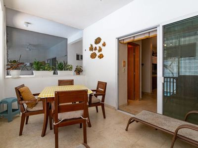 Photo for Peaceful 1-bed condo 3 blocks aways to the beach