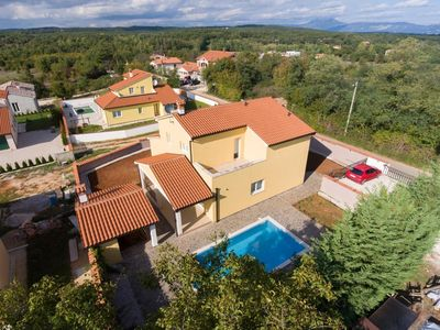 Photo for Holiday house Labin for 8 persons with 4 bedrooms - Holiday house