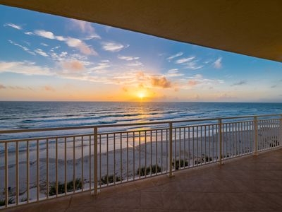 Photo for Luxury Oceanfront Condo in North Daytona Beach