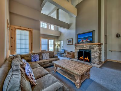 Photo for Home for all your Kirkwood Adventures - Luxury 3Br