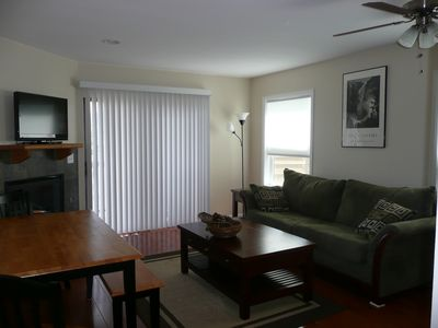 Photo for Mountain Getaway - Minutes from Skiing/Biking and Walking Distance to Main St