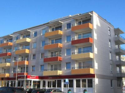 Photo for Holiday Dunenburg - House Dunenburg with sea view Apartment Nr. 52