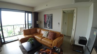 Photo for Cozy 1BR North Pattaya beachfront 50M2