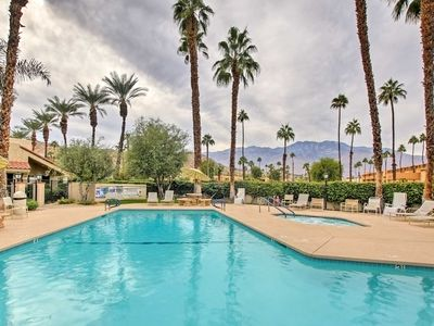 Photo for Modern Palm Springs Condo w/Pool & Hot Tub Access!