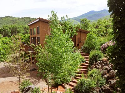 Photo for Casa Del Sol - Serene surroundings with spectacular mountain views