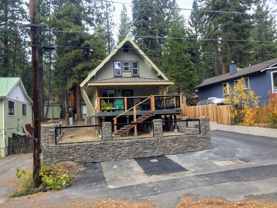 Photo for Kings Beach cabin in North Lake Tahoe