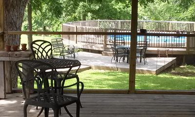 Photo for Large Ranch Style Home On Over An Acre In Round Rock. Pool, Hot Tub, Game Room!