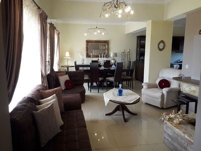 Photo for Casa D'oro Villa with Sea View