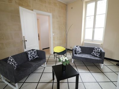 Photo for Charming house in the full heart of Bordeaux