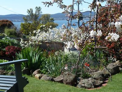 Photo for Sandy Bay - Tranquil surroundings with parking and views.