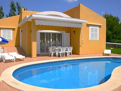 Photo for Vacation home Villa Torre Soli 192TS 3 dorm  in Son Bou, Menorca - 6 persons, 3 bedrooms