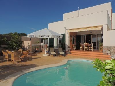 Photo for Casa Lydia - Deluxe Ground Floor Apartment with Private Pool ! Free WiFi