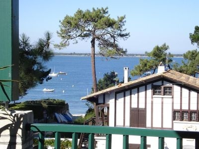 Photo for Very fine flat very well fitted seaview 20 meters from the sea